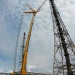 impianti petrolchimici | pilotini db2 torcia 114 m
