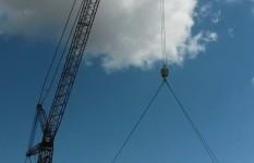 prefabbricati in CAP | rimozione tetto in cemento armato precompresso