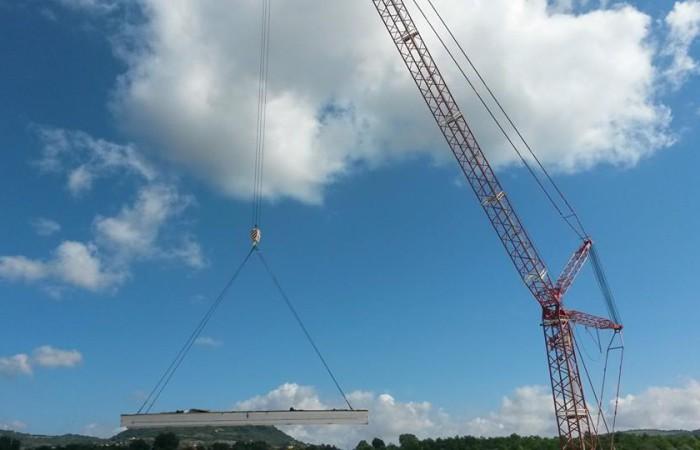 prefabbricati in CAP | sostituzione tetto in cemento armato precompresso