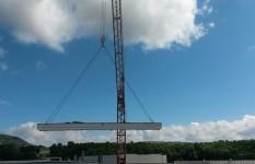 prefabbricati in CAP | tetto in cemento armato precompresso