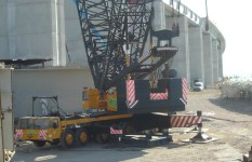 Liebherr LGD 1400 a Palagianello