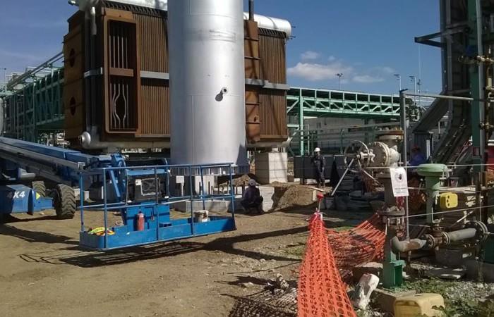 Impianti siderurgici | Centro olio ENI Val d'Agri di Viggiano