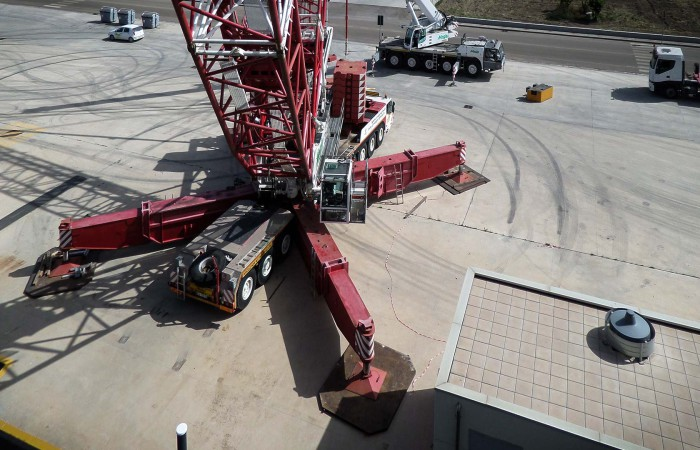 tc2800 - autogru manutenzione industriale