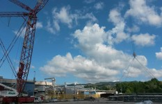 manutenzioni industriali | sostituzione copertura EMA Morra de Sanctis