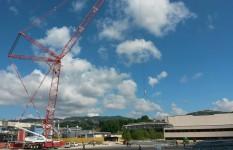 manutenzioni industriali | sostituzione copertura capannoni TC2800