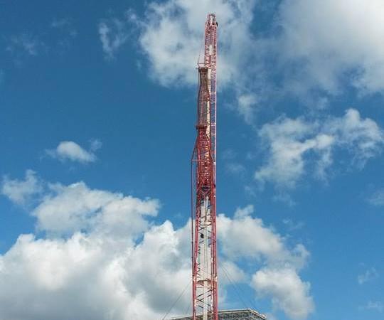 manutenzioni industriali | sostituzione copertura sollevamento con TC2800