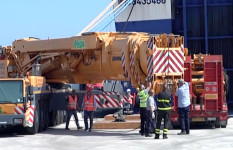 Magis Srl | sollevamento apertura portellone nave Norman Atlantic